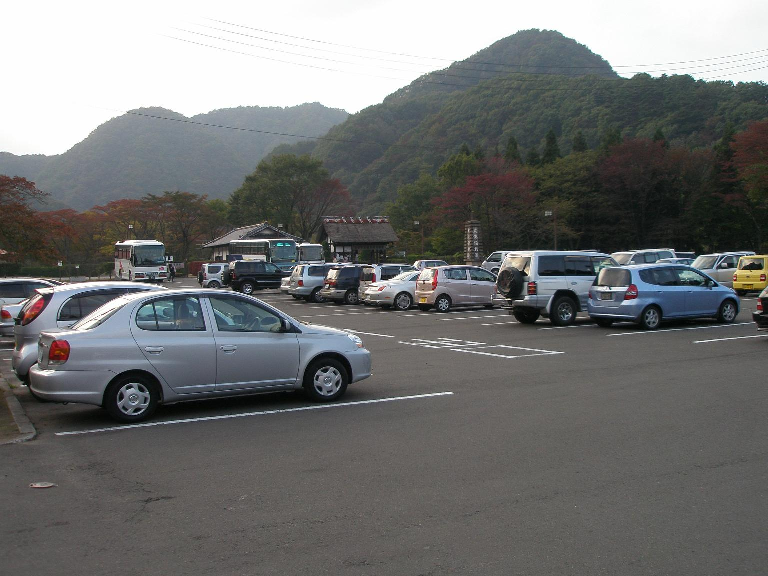 大滝駐車場