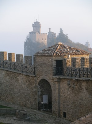 サン・マリノ砦
