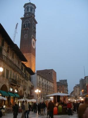 ヴェローナの広場