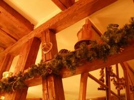 木組みの部屋