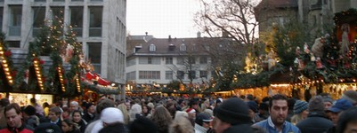 クリスマスマーケットドイツ