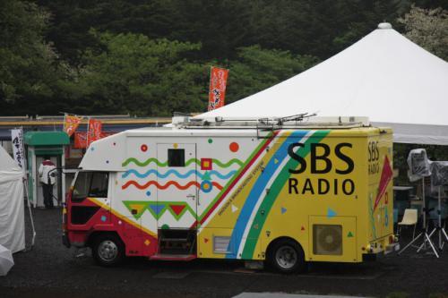 SBSラジオカー