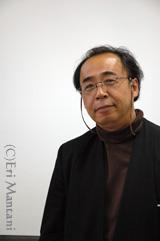 佐々木幹郎先生