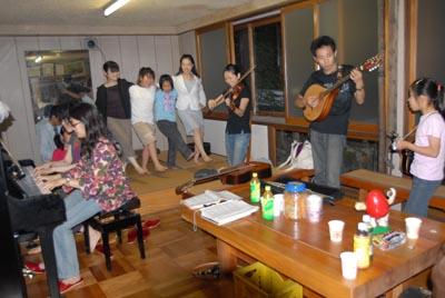 テキーラの練習 by 成田先生
