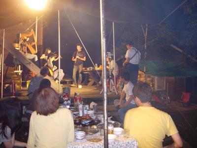 (e)Shuzo Band featuring 澤村くん&ノブさん by 中村ゆ