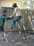 タスマニア 自転車 ペニー・ファーシング