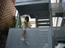 非常階段から・・