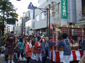 赤城神社祭り
