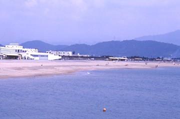 片男波海岸