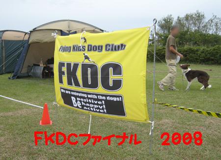 FKDCファナル2008