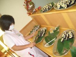 091030祭り寿司バイキング 011