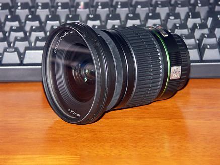 smc PENTAX-DA 12~24mm F4