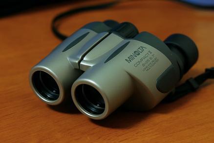 Minolta-CompactⅡ8×25 6.7゜