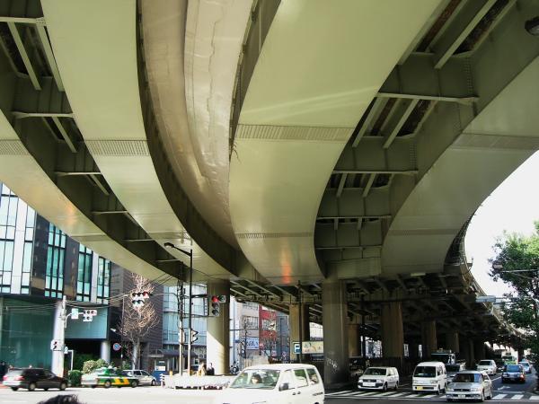 江戸橋周辺