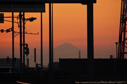 富士山2006年暮