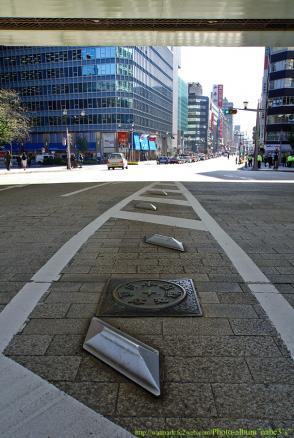日本国道路元標オリジナル