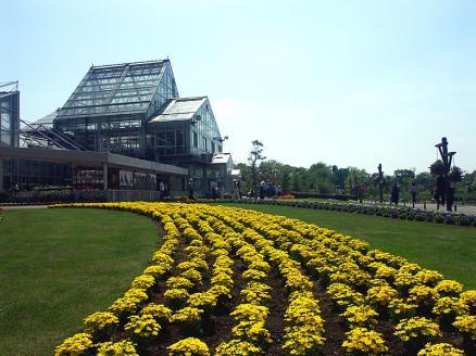 温室ガーデン