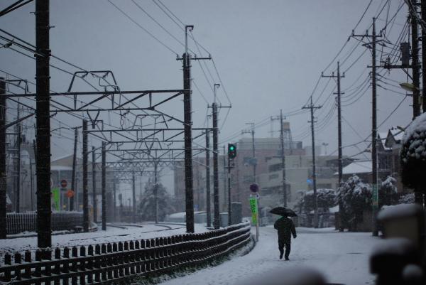 二度目の雪