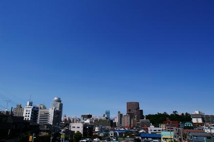 松戸東口方向