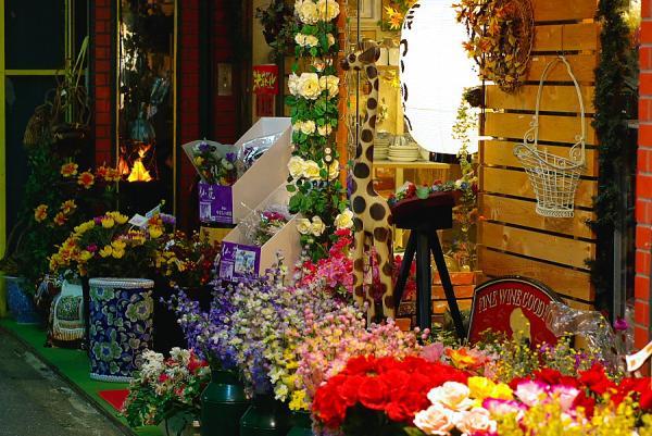 造花屋さん