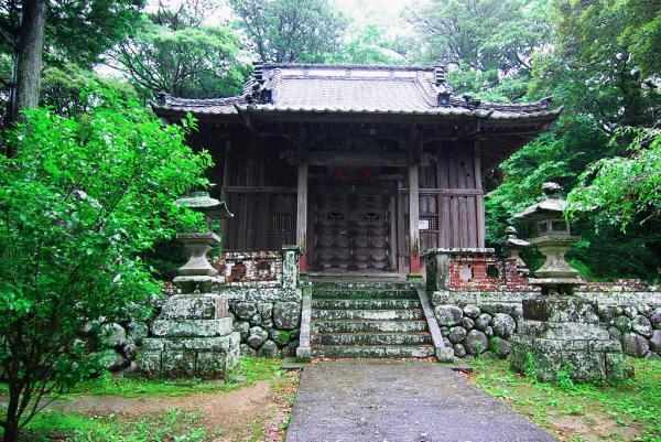 大澤山神社