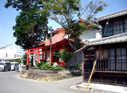 瀬崎神社界隈