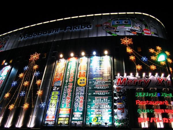 ヨドバシ-秋葉原-マルチメディア館
