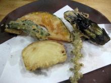 海山 野菜4品