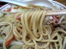 王のチャンポン麺