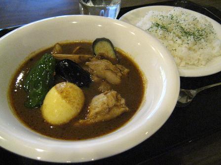 札幌スープカリー・チキン