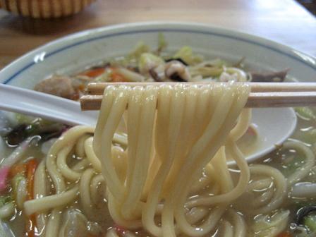 長崎亭 ちゃんぽん麺