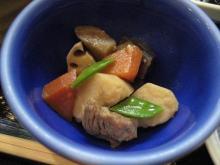 しま川 煮物
