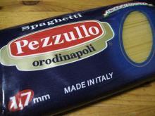 ペズロ スパゲッティ