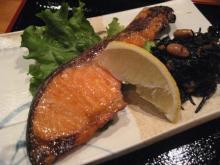 太公望 鮭のタレ焼き