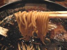 一風堂の中麺