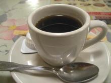 デミタスコーヒーはありがたい