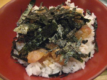幸菜 鯛ごま丼