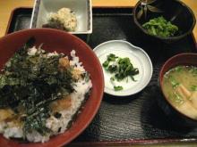幸菜 鯛ごま丼セット