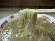 細めのやや平麺