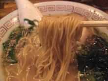 ブラボー 極細麺