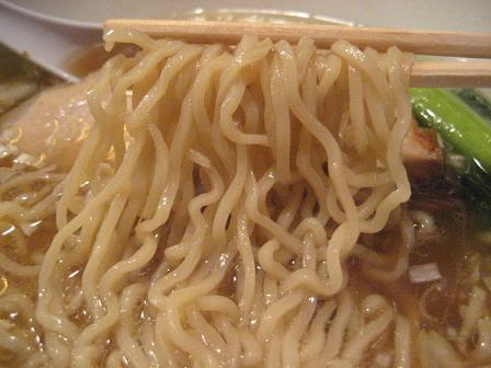 ちぢれ中麺