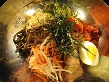 ビビン麺 漢風