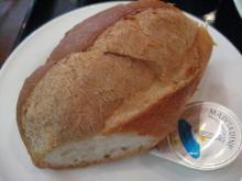 セットのパン