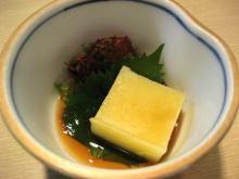 NITAYA コーン豆腐