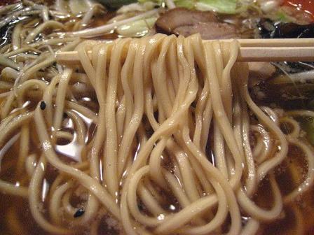 行徳家 平麺