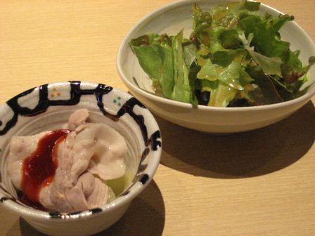 サラダ&小鉢