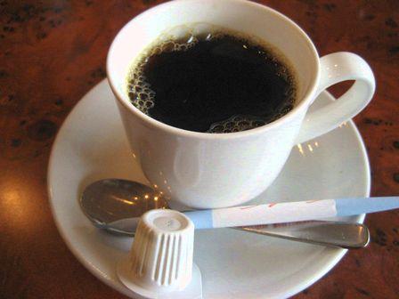 コーヒー付
