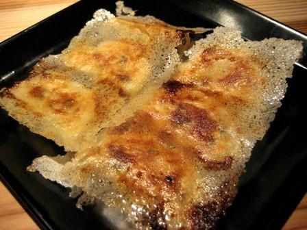しそチーズ餃子