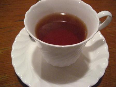 今日も紅茶