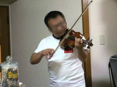 ヴァイオリンプレイヤー